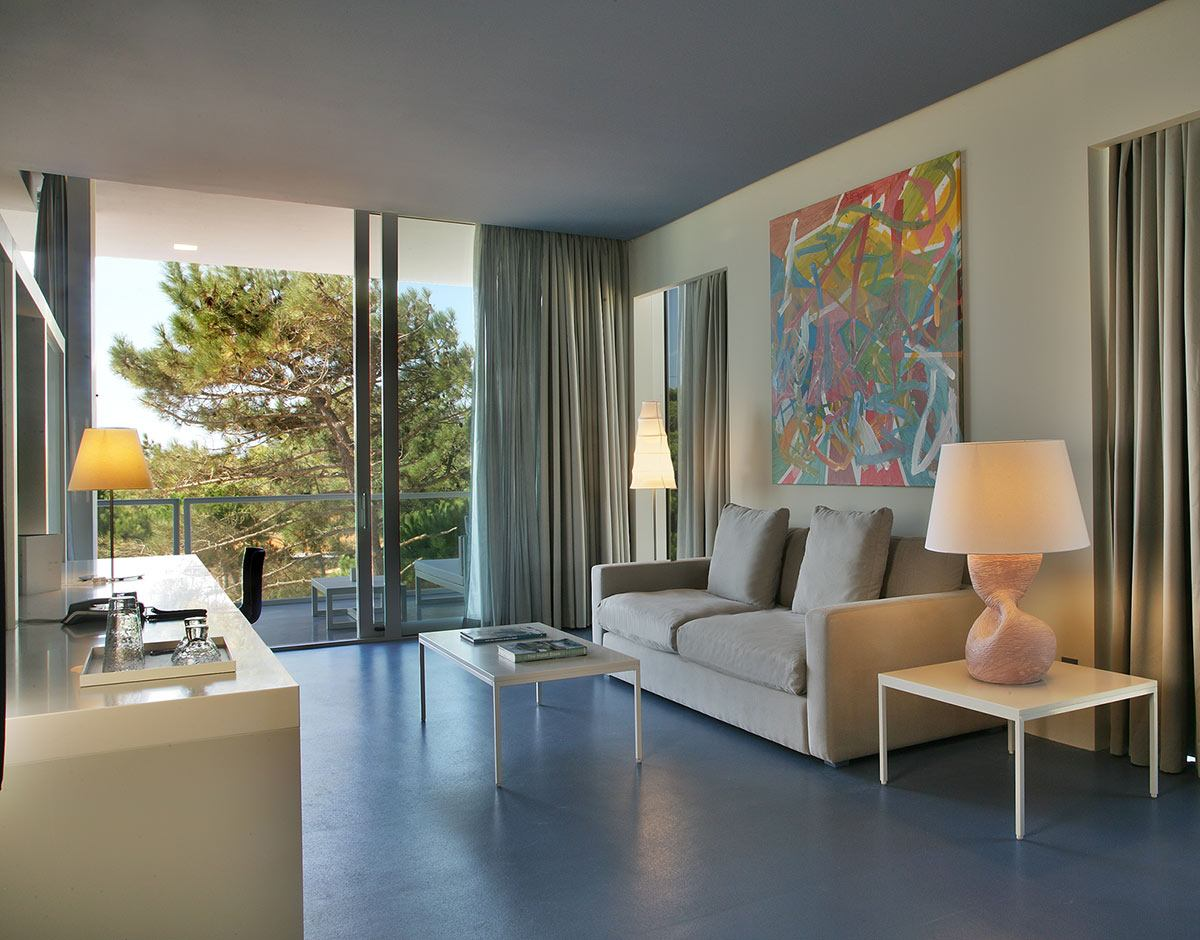 The Atlantic Suite 5 Star Hotel Rooms The Oitavos Hotel