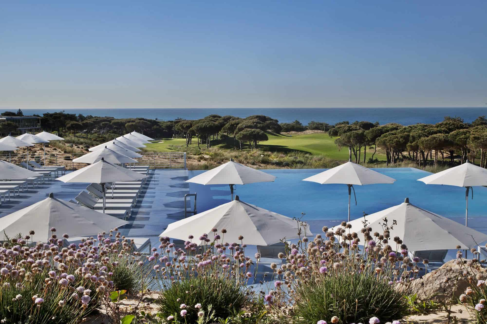 The oitavos luxury hotel at cascais lisbon book directly and save for Lisbon boutique hotel swimming pool