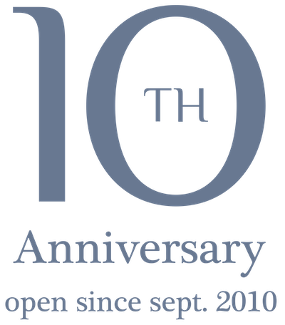 the oitavos 10th anniversary, open since 2010