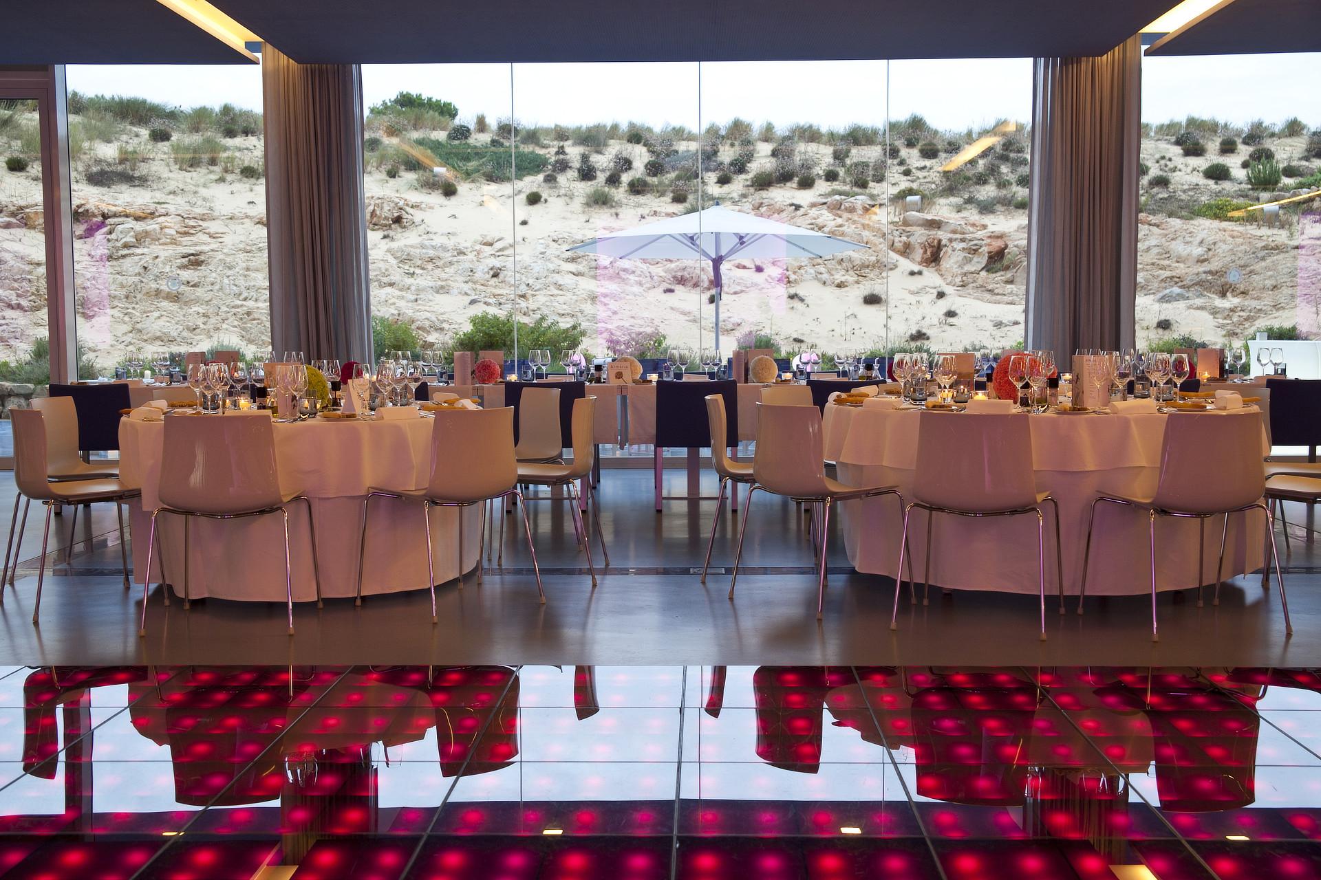 Wedding Reception - Les Herbes